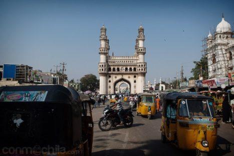 El Charminar de Hyderabad
