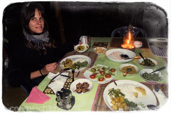 Las mejores comidas de Sri Lanka