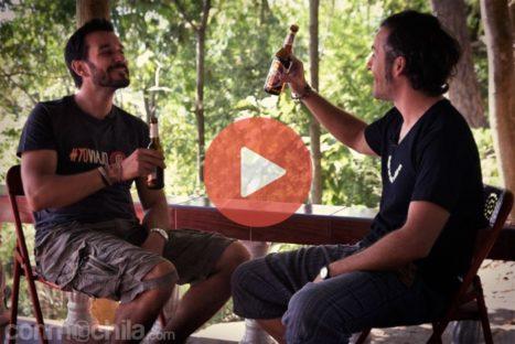 Una cerveza con... Marc Comas