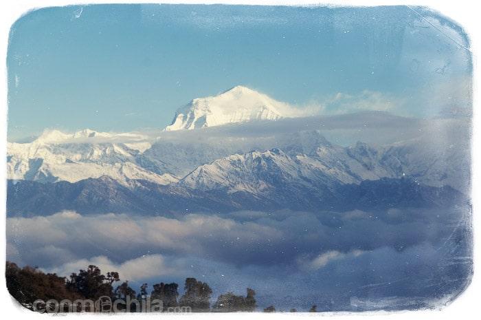 El impresionante Dhaulagiri