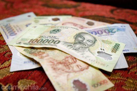 El Dong, la moneda de Vietnam