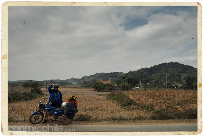 Cambio de paisajes casi en Son La