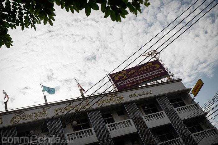 Hoteles Sawasdee Khaosan Inn