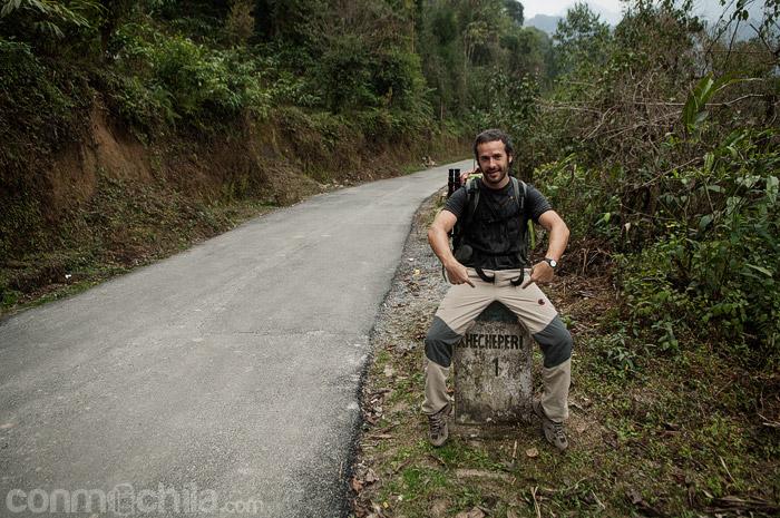 1km para llegar a Khecheopalri / Khechuperi