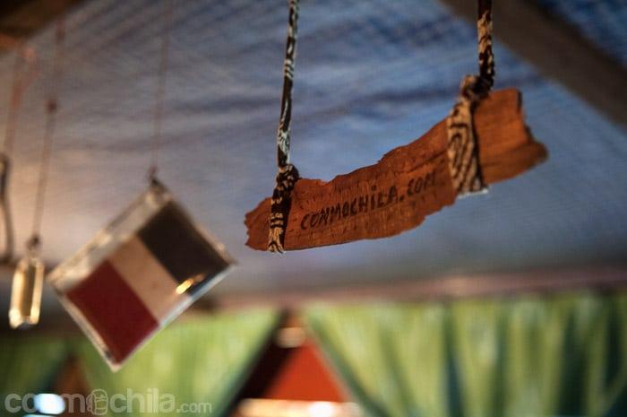 Detalle de conmochila.com