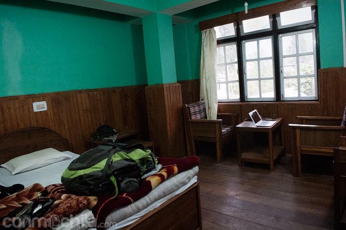 La habitación de nuestro hotel