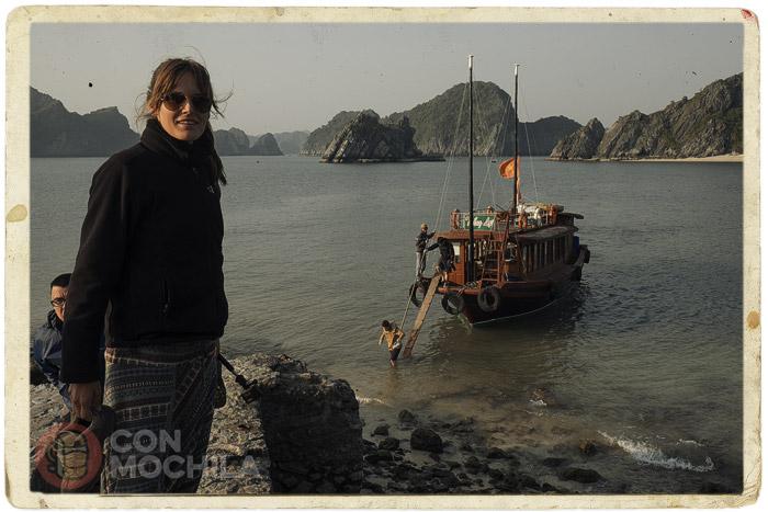 Parada en Monkey island