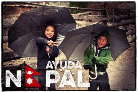 Nepal te necesita