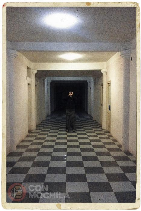 """El hotel de """"El resplandor"""""""