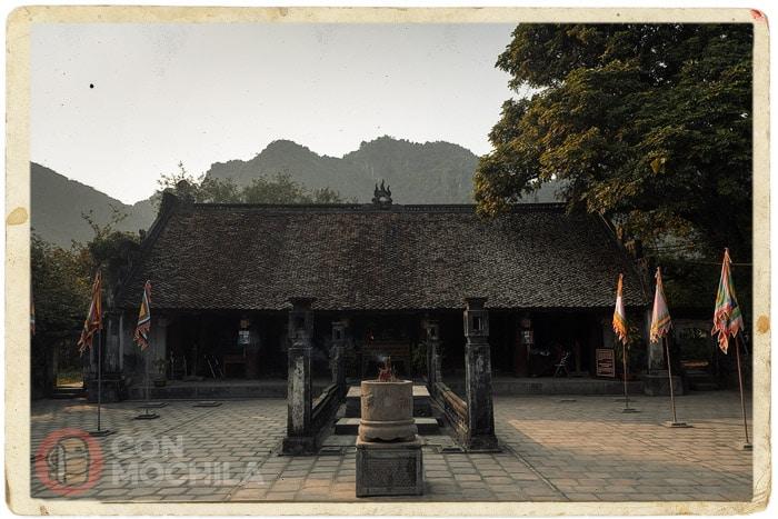El templo de Lê Đại Hành