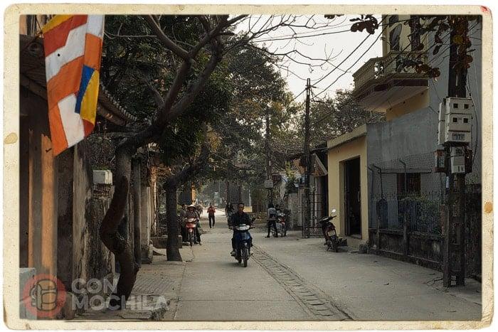 La calle principal
