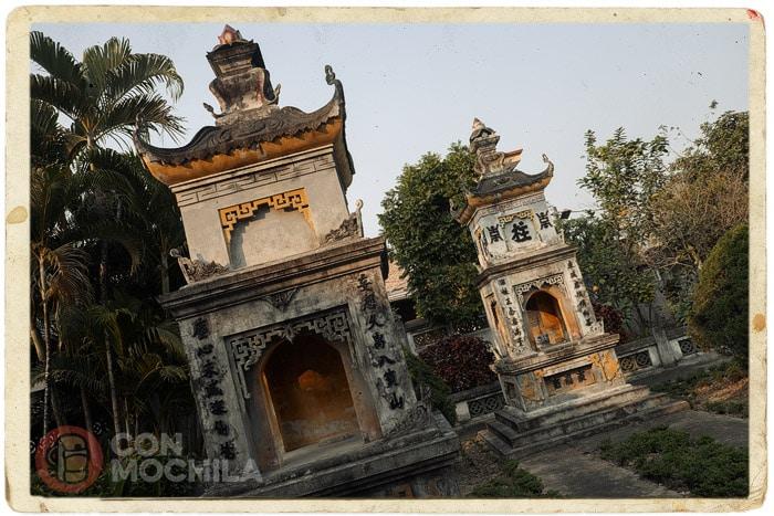 Más templos