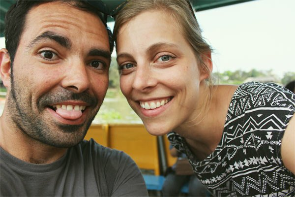 Itinerario de viaje a Tailandia y Laos: Esther y Héctor