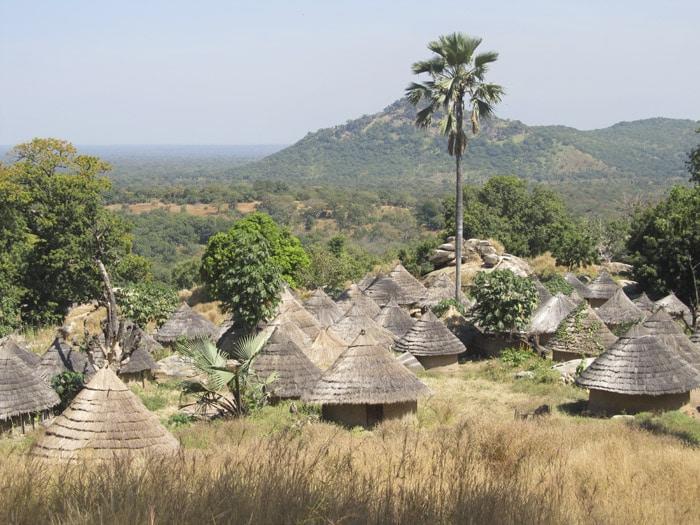Itinerario de viaje Gambia y sur de Senegal