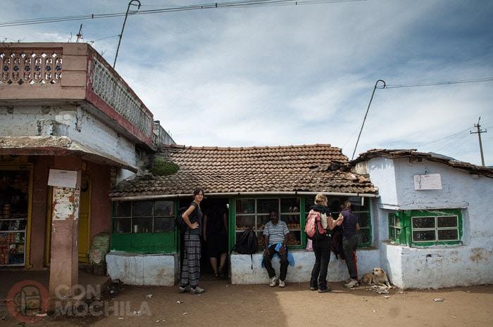 La tienda del pueblo