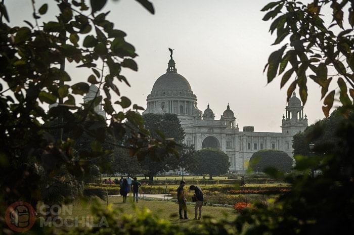 Victoria Memorial de Calcuta