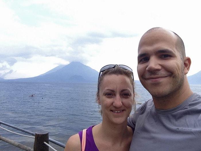 Volcán Agua, La Antigua Guatemala