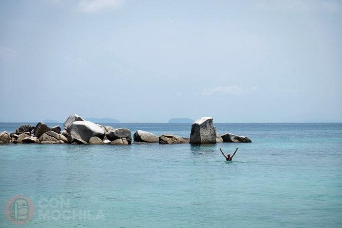 Bienvenidos a las islas Perhentian