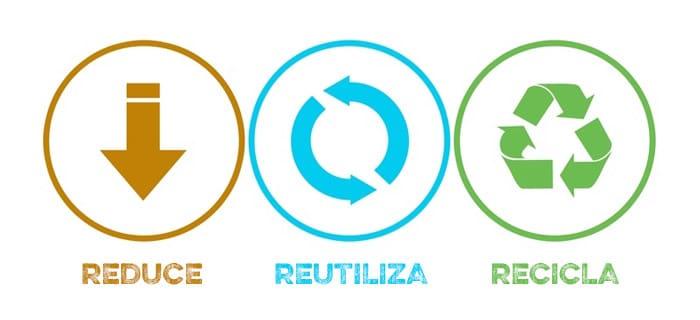 Reduce - Reutiliza - Recicla