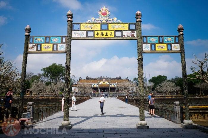 El Puente Trung Dao