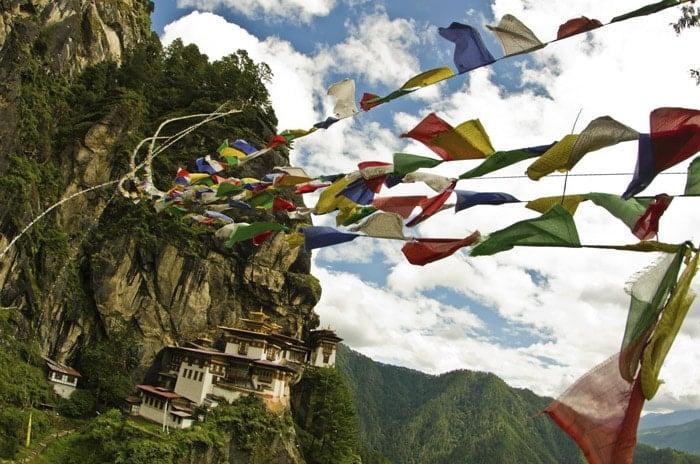 Escapada a Bután: El mítico Nido del Tigre, en Paro, Bután