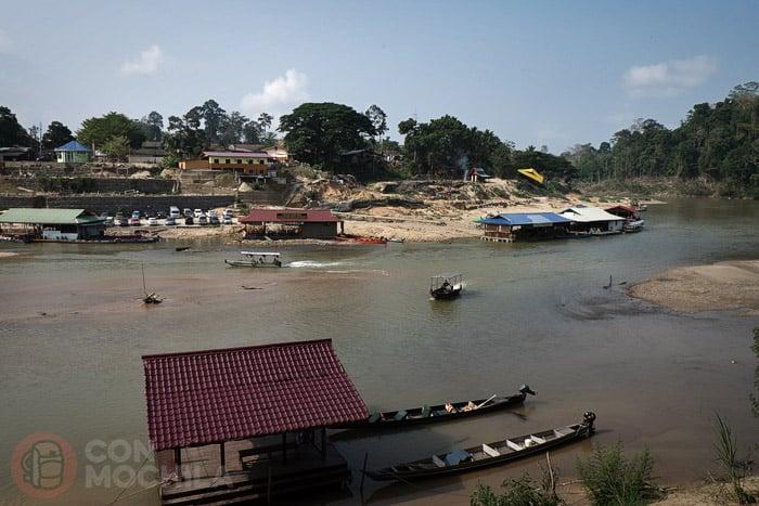 Kuala Tahan, junto a Taman Negara