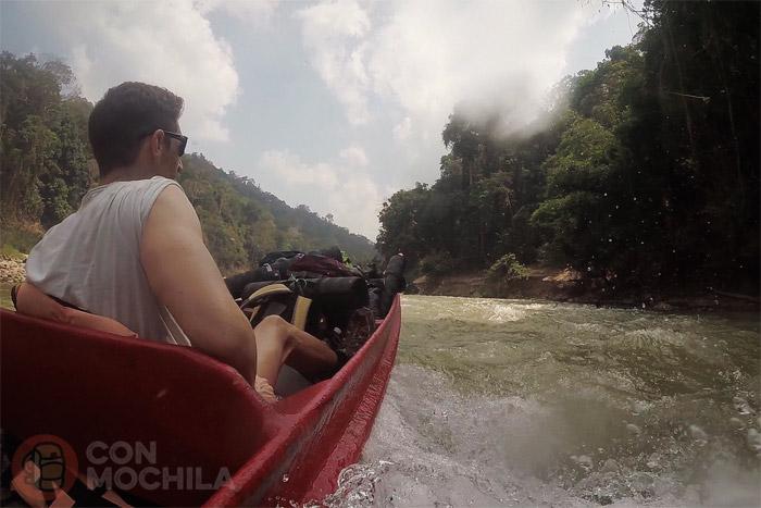 Paseando por el río
