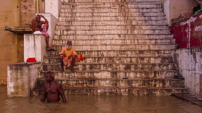 Escapada a India: Varanasi al amanecer