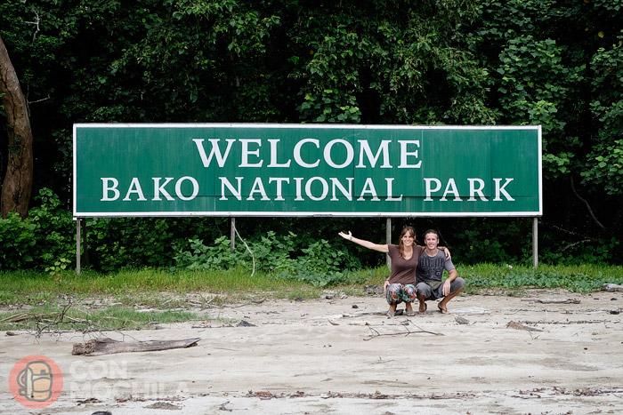 ¡Bienvenidos al Parque Nacional Bako!