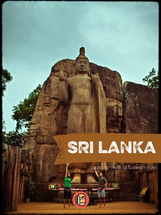 Sri Lanka con mochila
