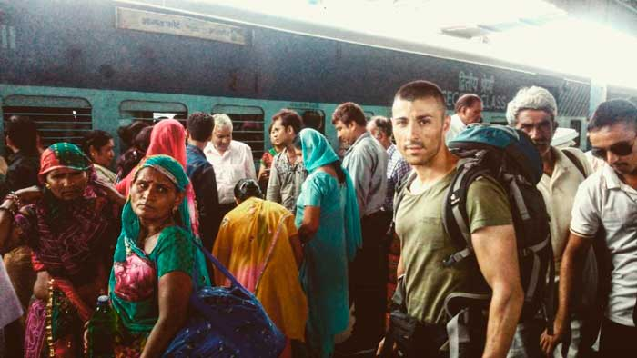 Itinerario de viaje a India: La mejor experiencia Tren en Second Sitting