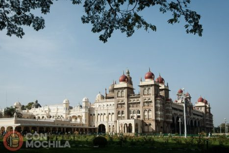 El Palacio Real de Mysore