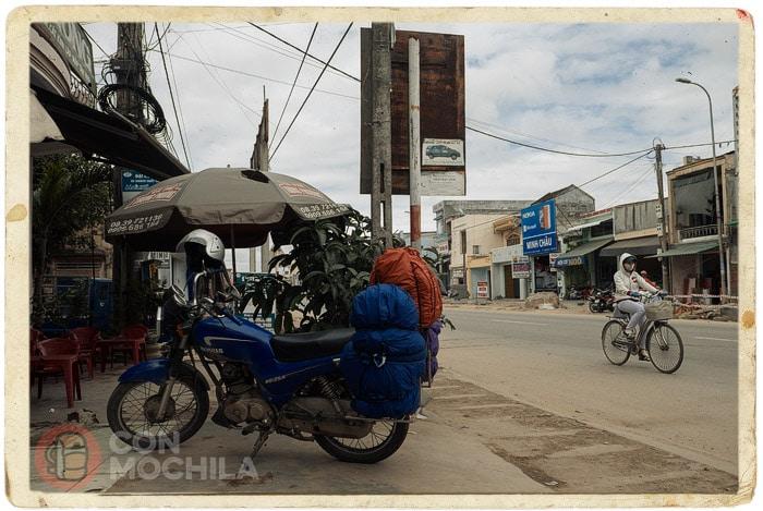 Parada obligatoria para tomarnos un delicioso café vietnamita
