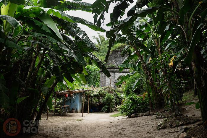 Camino del pozo de Santa Lucía