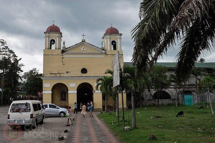 La pequeña iglesia