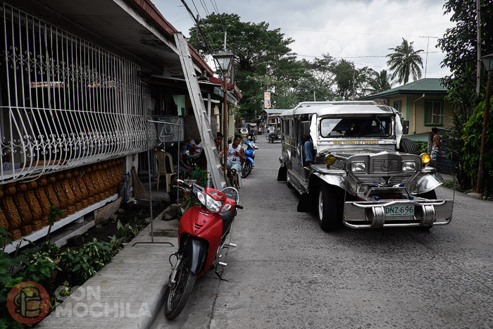 Las calles de Taal