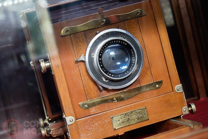 Otra cámara antigua