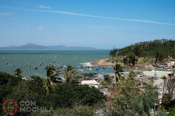 Vista de Bai Xep