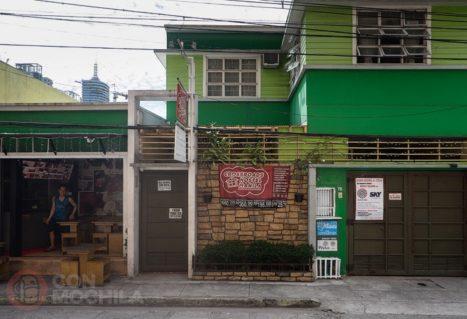 Crossroadas hostel Manila
