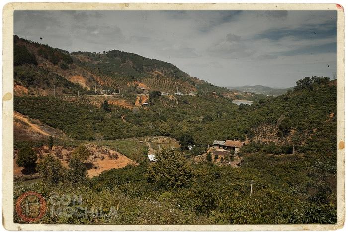 Uno de los paisajes