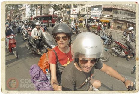 ¿Tráfico en Ho Chi Minh? Really?