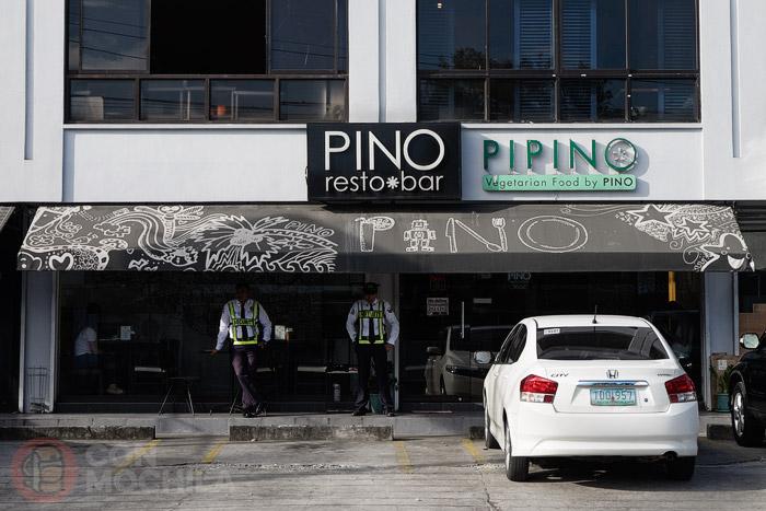 Pipino restaurant