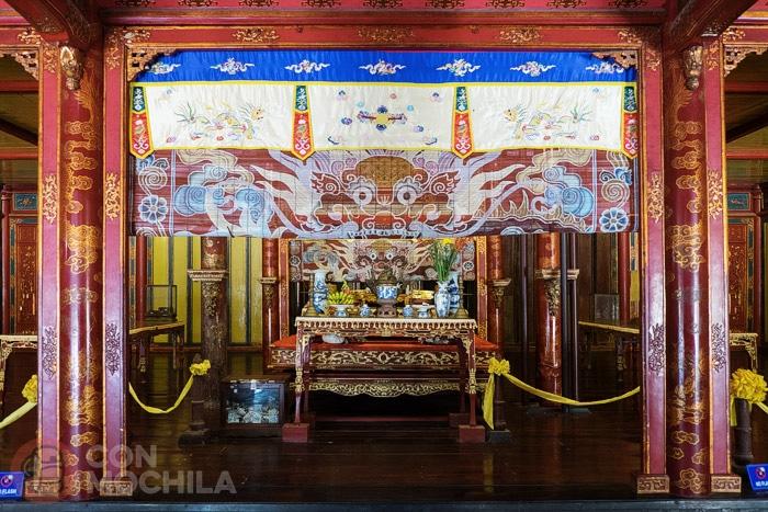 Tumba imperial de Minh Mang