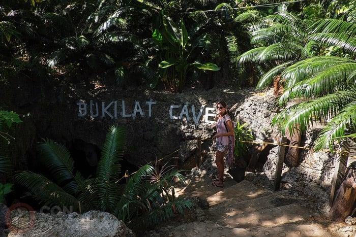 Entrada a Bukilat Cave