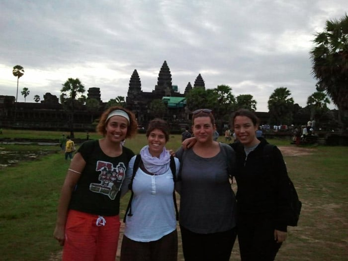 Visita al Templo Angkor Wat