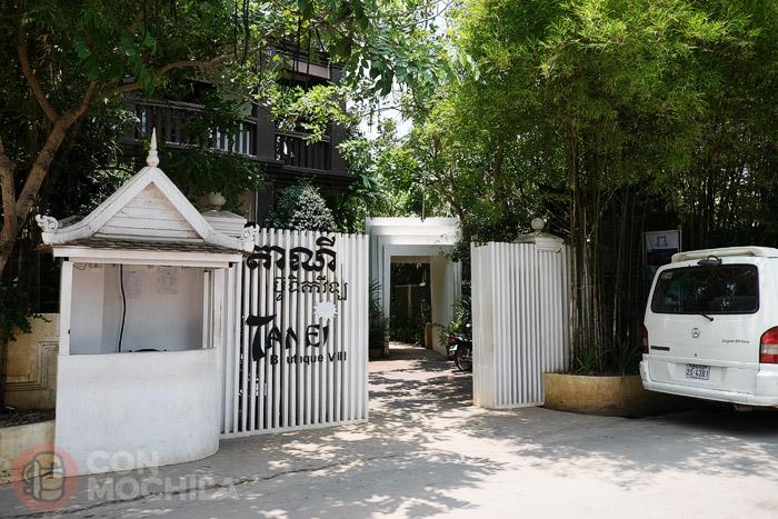 Tanei boutique villa de Siem Reap