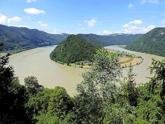 Escapada a Austria: El Danubio a su paso por Schlogen