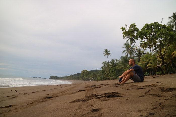 Playa Península de Osa