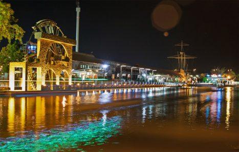 Las noches junto al río en Malaca