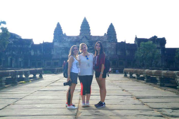 Itinerario de viaje a Camboya y Vietnam: Angkor Wat